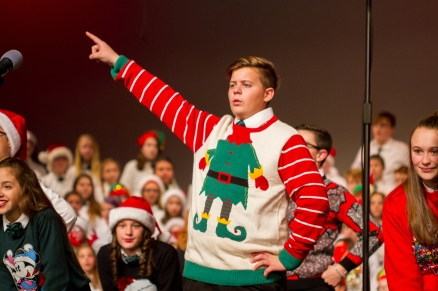 NMS Choirs Christmas 2016