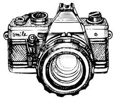 dea6b1d29a1b0a5e7ab3c3d04813b0d6--camera-drawing-camera-art